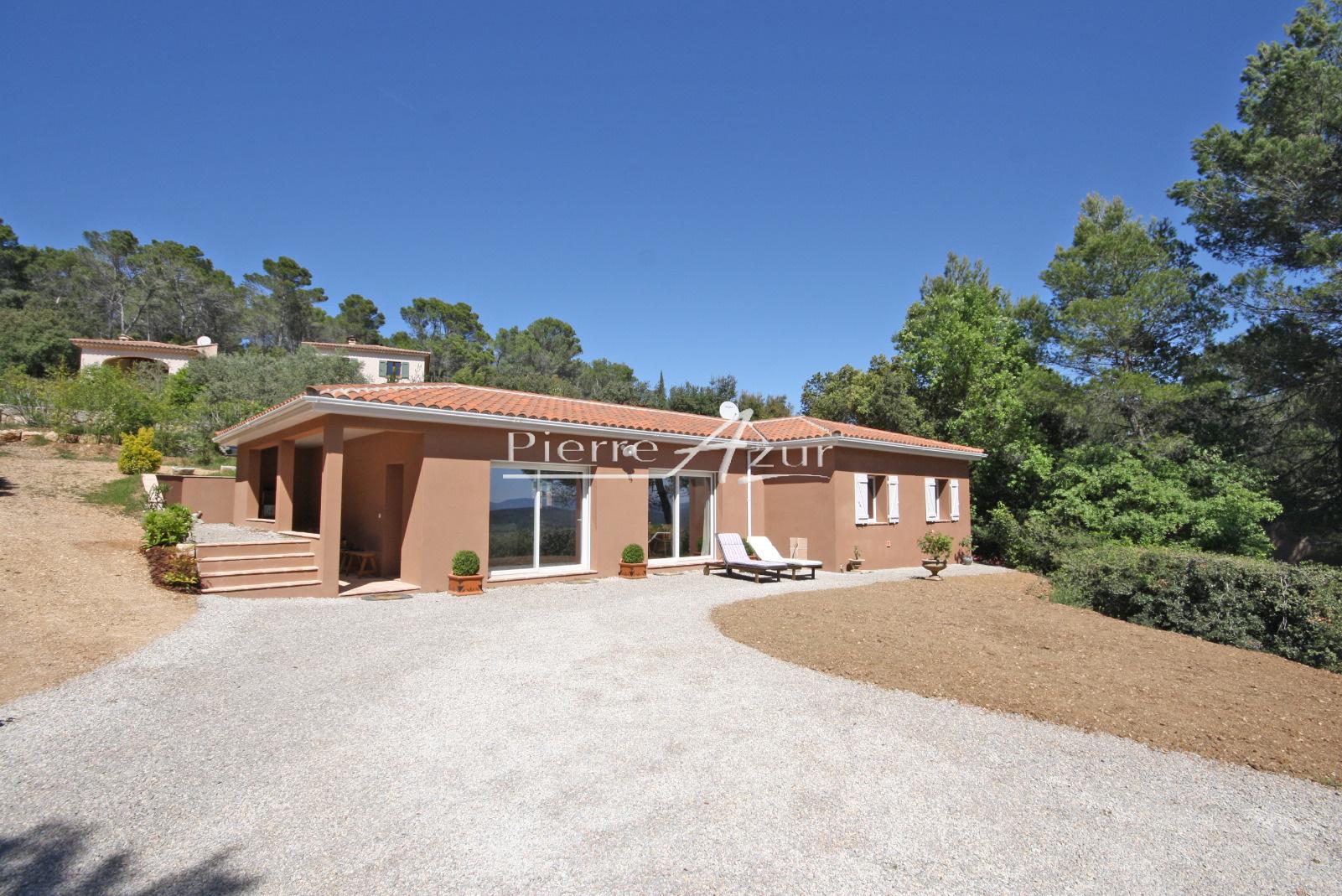 Vente villa neuve de plain pied for Villa neuve